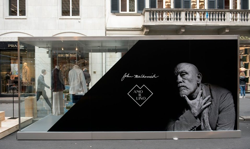 john malkovich flax linen products fashion